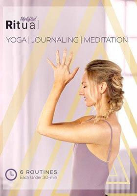 Morning Yoga RITUAL: Yoga   Meditation: 30-Minute Routines- Six Unique