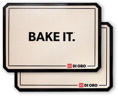 DI ORO - Pro Nonstick Silicone Baking Mat
