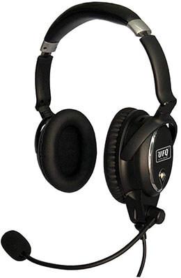 UFQ A7 ANR Aviation Headset