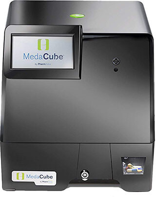 PharmAdva MedaCube Automatic Pill Dispenser