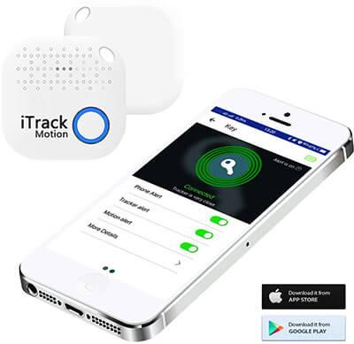 ITrack Motion Key Finder, Bluetooth