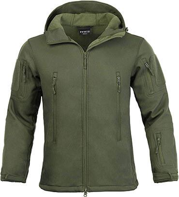 FFNIU Tactical Jacket for Men