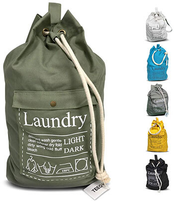 Teeo Laundry Bag Backpack