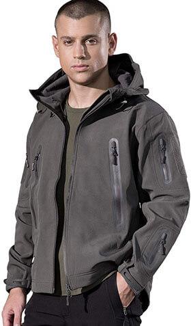 FREE SOLDIER Men's Tactical Jacket