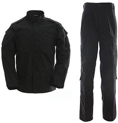 LANBAOSI Men's Tactical Jacket and Pant