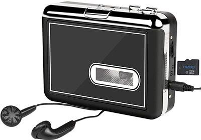 Invative Cassette Player- Portable Cassette