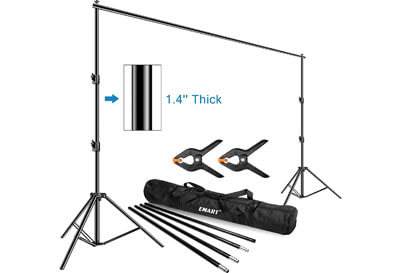 Top 10 Best Backdrop Stands in 2019