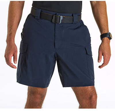 5.11 Tactical Men's 9-Inch Inseam Bike Patrol Shorts