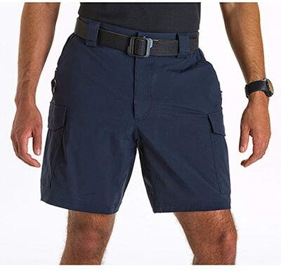 5.11 Tactical Men's 9-Inch Inseam Bike Patrol Shorts