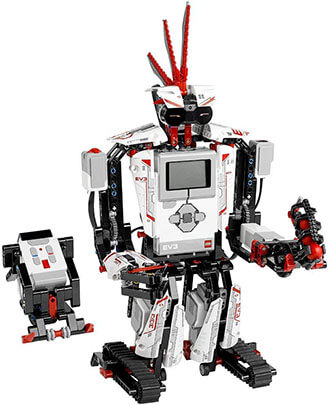 LEGO Mind Storms EV3 31313 Robot Kit
