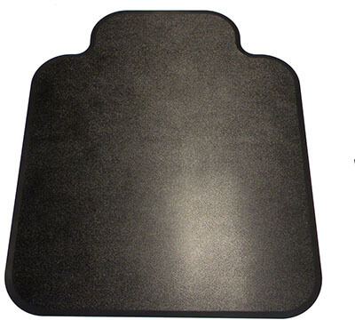 Spectrum Chair Mat 36'' x 44'' With Lip Chair Mat