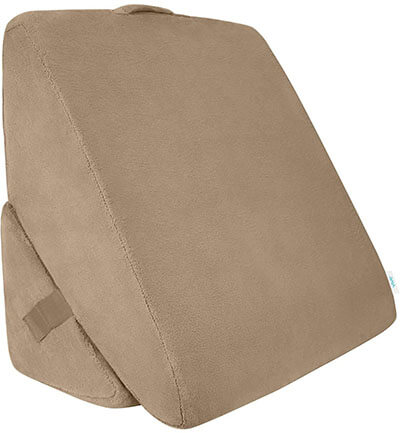 Xtra-Comfort Bed –Folding Memory Wedge Pillow