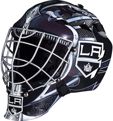 Franklin Sports Team Goalie GFM 1500 NHL Hockey Helmet with Face Mask