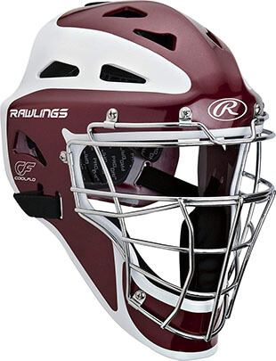 Rawlings Youth Pro Hockey Style Catcher's Helmet