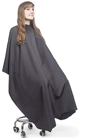 Salon Supply Co Hair Cutting Salon Professional Water Resistant cape