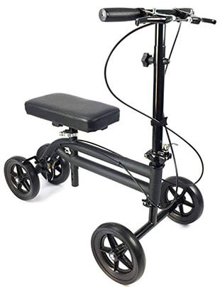 Knee Rover Economy Knee Scooter with Dual Braking