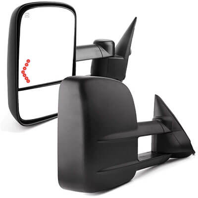 YITAMOTOR Chevy Towing Mirrors