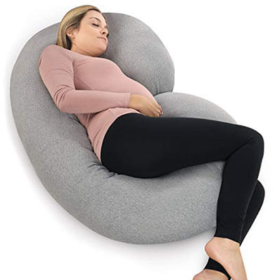 PharMedoc pregnancy Pillow-with Jersey Cover