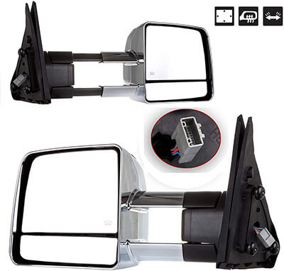 ECCPP Towing mirrors
