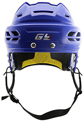 GY Polypropylene Ice Hockey Helmet- High-Density