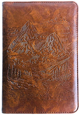 SOHOSPARK Mountains Journal, Writing Journal