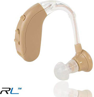 R&L Digital Hearing Amplifier