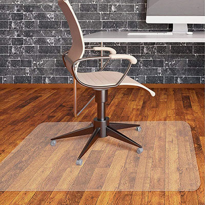 Somolux Office Chair Mat for Hardwood 48 x 36 inches