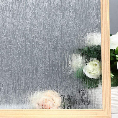 Velimax Rain-Glass Film Privacy Window Film Decorative Glass