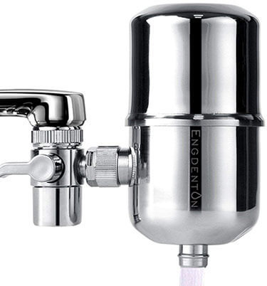 Engdenton with Ultra Adsorptive Faucet Water Filter