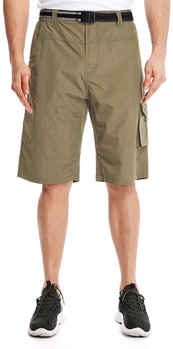 Toomett Men's Outdoor Tactical Shorts Lightweight