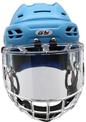 GY - 2020 Sports Kids Hockey Helmet Colorful
