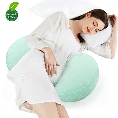 Yunbaby Pregnancy Pillow Wedge