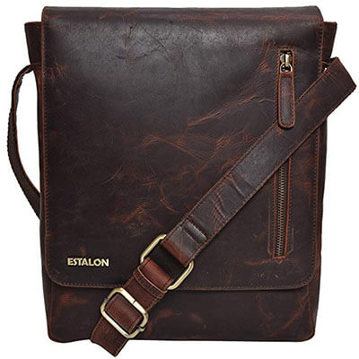 ESTALON Small Messenger Bag - Men Women