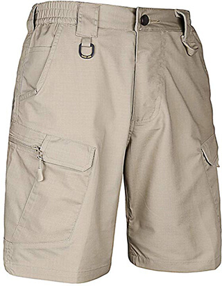 HARD LAND Men's Tactical Shorts