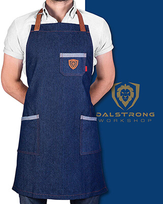 Dalstrong Professional Chef Apron