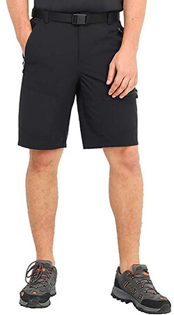 MIER Men's Stretch Tactical Shorts