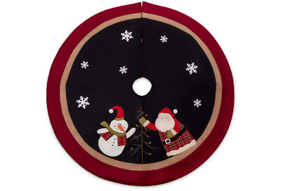 Top 10 Best Christmas Tree Skirts in 2019 Reviews