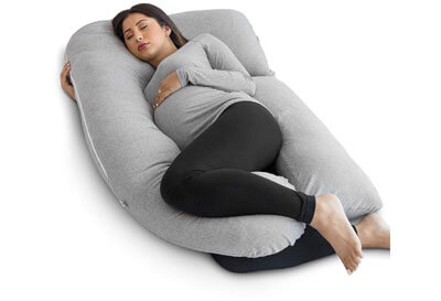 Top 10 Best Pregnancy Pillows in 2019 Reviews