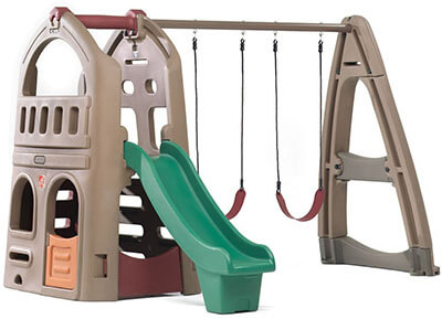Step2 Climber and Swing Set Extension