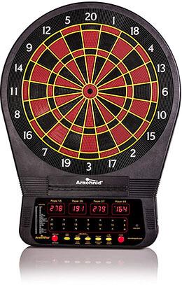 Arachnid Cricket -quality Electronic Dartboard
