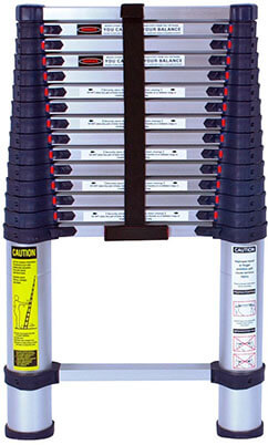 Xtend & Climb Type I Professional Series Telescoping Ladder