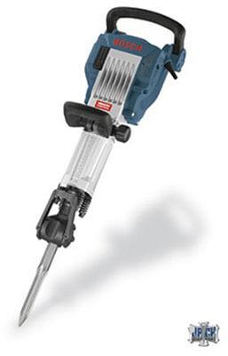 Bosch 35-Pound 1-1/8-Inch Jack Hammer Kit