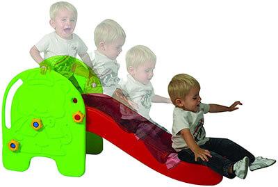 Children's Factory Molded Toddler Ramp