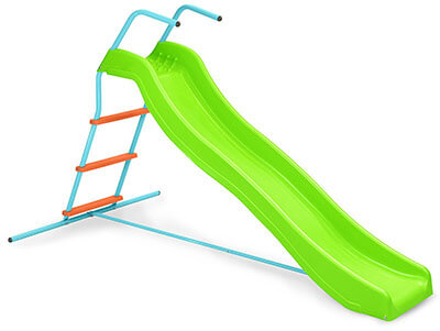 Pure Fun Home Playground Equipment Outdoor Slide
