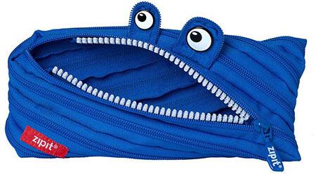 ZIPIT Monster Royal Blue Pencil Case