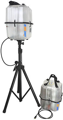 In360Light LED Work Light and Tripod Stand