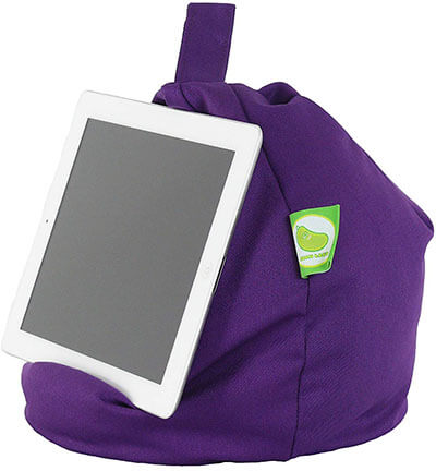 Bean Lazy Ipad, Ereader & Book Mini Bean Bag Pillow