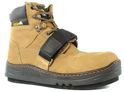 Cougar Paws Peak Performer Roofing Work Boots