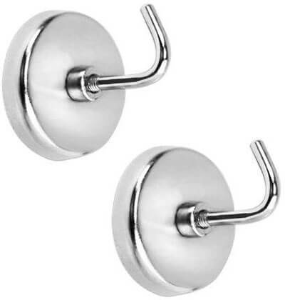 ALAZCO Extra-Strong Magnetic Hook Set