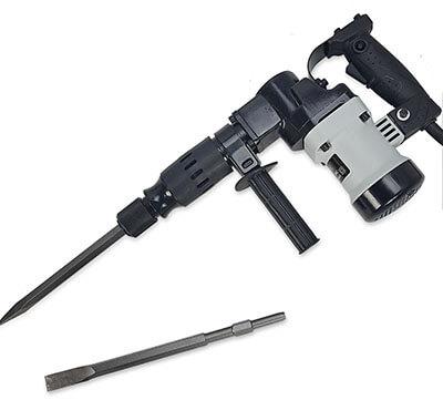 XtremepowerUS 1000W Jackhammer Concrete Breaker